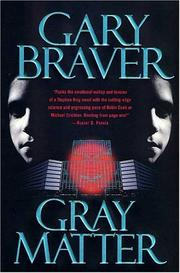 Cover of: Gray matter