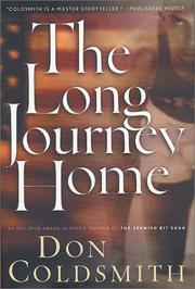 Cover of: The long journey home