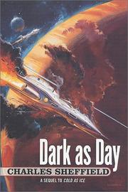Cover of: Dark as day
