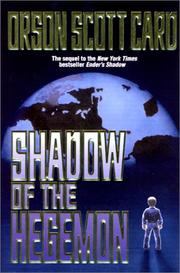 Cover of: Shadow of the Hegemon