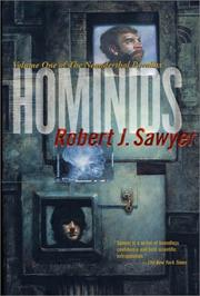 Cover of: Hominids