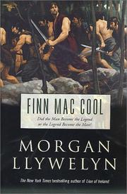 Cover of: Finn Mac Cool (Celtic World of Morgan Llywelyn)