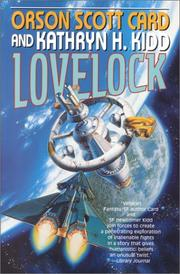 Cover of: Lovelock