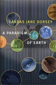 Cover of: A paradigm of earth