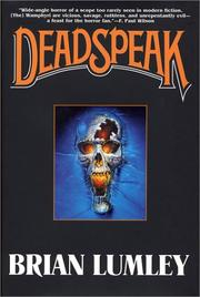 Cover of: Necroscope IV: Deadspeak
