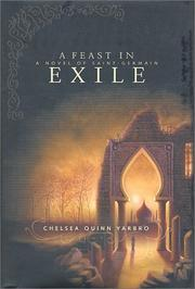 Cover of: A Feast In Exile: a novel of Saint-Germain