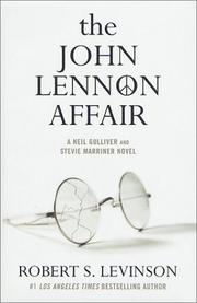 Cover of: The John Lennon Affair