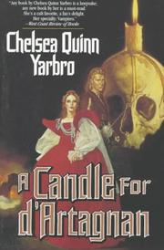 Cover of: A candle for D'Artagnan