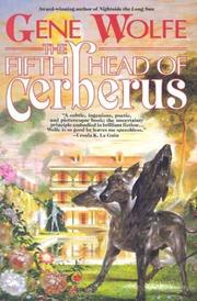 Cover of: The fifth head of Cerberus: three novellas