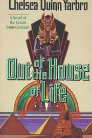Cover of: Out of the house of life