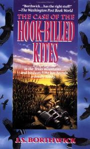 Cover of: The case of the hook-billed kites