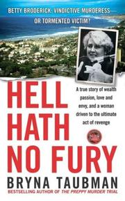 Cover of: Hell Hath No Fury