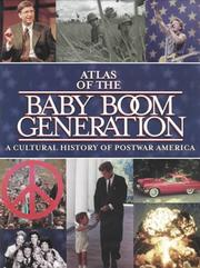 Cover of: Atlas of the baby boom generation
