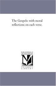 Cover of: The Gospels