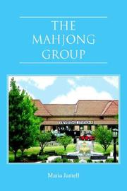 Cover of: The Mahjong Group | Maria Jamell