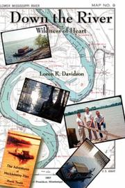 Cover of: Down the River | Loren K. Davidson