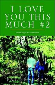 Cover of: I Love You This Much #2