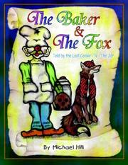 Cover of: The Baker And The Fox