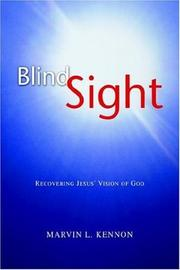 Cover of: Blind Sight | Marvin L. Kennon