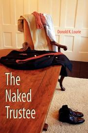 Cover of: The Naked Trustee
