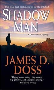 Cover of: Shadow Man (A Charlie Moon Mystery)