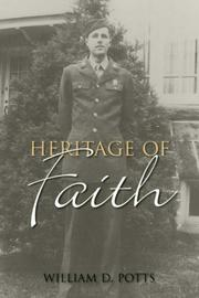 Cover of: Heritage of Faith | William D. Potts
