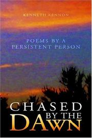 Cover of: Chased by the Dawn