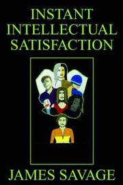 Cover of: Instant Intellectual Satisfaction