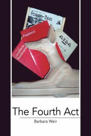 Cover of: The Fourth Act
