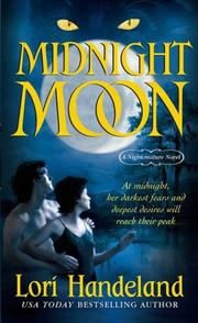 Cover of: Midnight Moon (A Nightcreature Novel, Book 5)