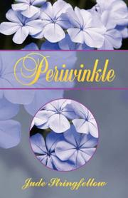 Cover of: Periwinkle | Jude Stringfellow