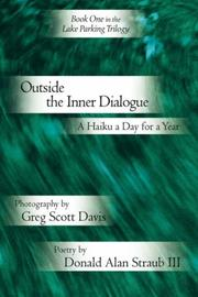Cover of: Outside the Inner Dialogue | Donald Alan III Straub