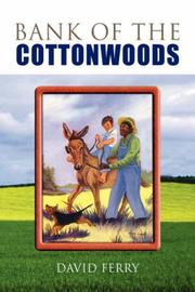 Cover of: BANK OF THE COTTONWOODS