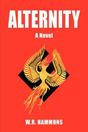 Cover of: ALTERNITY | W.R. Hammons