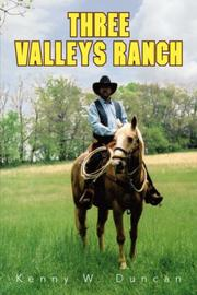 Cover of: Three Valleys Ranch