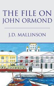 Cover of: The File on John Ormond