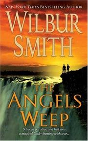 Cover of: The Angels Weep