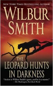 Cover of: The Leopard Hunts in Darkness