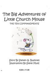 Cover of: The Big Adventures of Little Church Mouse