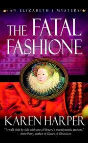 Cover of: The Fatal Fashione (Elizabeth I Mysteries, Book 8)