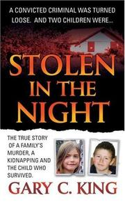 Cover of: Stolen in the night