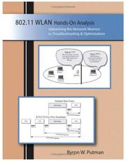 Cover of: 802.11 WLAN Hands-On Analysis | Byron W. Putman