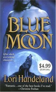 Cover of: Blue Moon (A Nightcreature Novel, Book 1)