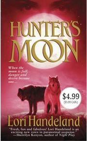 Cover of: Hunter's Moon (A Nightcreature Novel, Book 2)