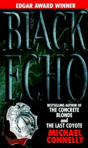 Cover of: The Black Echo (Harry Bosch)