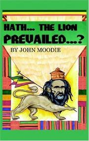 Cover of: Hath the Lion Prevailed...?