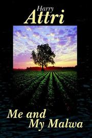 Cover of: Me and My Malwa | Harry Attri