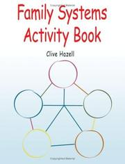 Cover of: Family Systems Activity Book