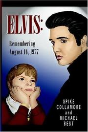 Cover of: ELVIS | SPIKE COLLAMORE