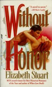 Cover of: Without Honor